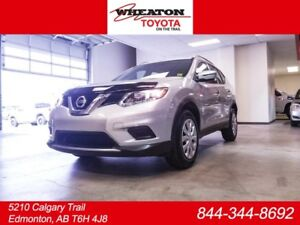 2016 Nissan Rogue S, AWD, Back Up Camera, USB/AUX, Bluetooth