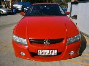 2006 Holden Crewman VZ MY06 S Red 4 Speed Automatic Utility Stafford Brisbane North West Preview
