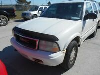 2000 GMC JIMMY/ENVOY