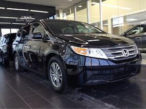 2013 Honda Odyssey EX/ACCIDENT FREE/LOW KM'S/BACKUP CAM/HEATED S