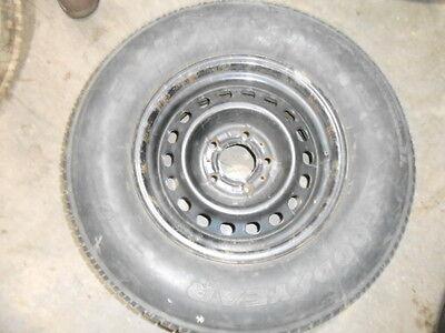 John Deere 3020 Rims And Tires 6.5-16 Item 579