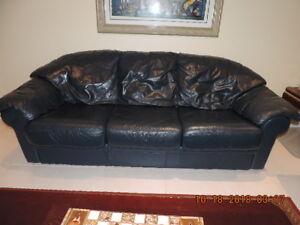 LEATHER COUCHES FOR SALE $600 OBO