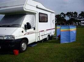 TAYLORMADE external screen cover to fit Motorhome