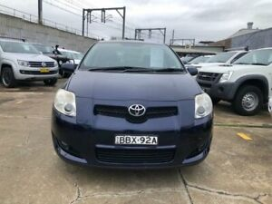 2007 Toyota Corolla ZRE152R Conquest 6 Speed Manual Hatchback Granville Parramatta Area Preview