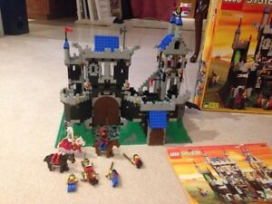 Lego Royal Knights Castle (#6090)