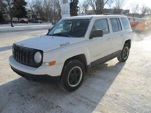 2011 Jeep Patriot North 4x4
