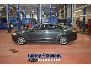 2016 Ford Fusion SE! Roof! Heated Seats! Rear Camera!