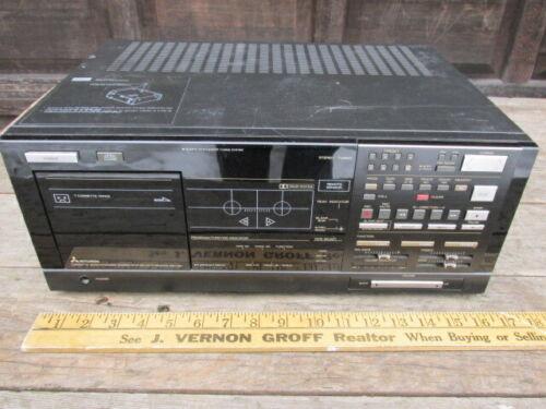 Mitsubishi 7 Cassette Receiver Auto-Changer Stereo System DA-L90