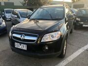 2010 Holden Captiva CG MY10 CX (4x4) Black 5 Speed Automatic Wagon Hoppers Crossing Wyndham Area Preview
