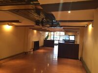 Commercial Premises For Restaurant Use to LET in Excellent Location!