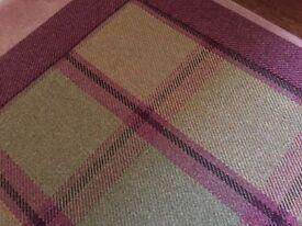 "ANTA (Scotland)- Large Wool ""Edzell"" carpet rug"