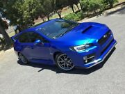 2015 Subaru WRX V1 MY15 STI AWD Premium Blue 6 Speed Manual Sedan Nailsworth Prospect Area Preview