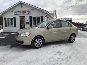 2009 Hyundai Accent Sedan only 173000km, New MVI!