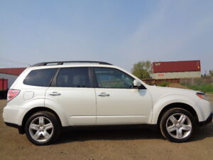 2009 SUBARU FORESTER 2.5X LIMITED-AWD-LEATHER-SUNROOF-