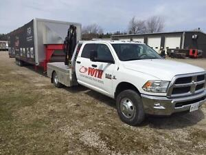 2013 Dodge Ram 3500 - Flat Deck Demo Unit