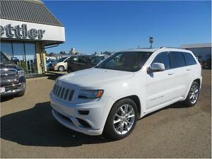 2015 Jeep Grand Cherokee Summit 4x4 HEATED LEATHER! SUNROOF!