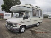1994 AUTOSLEEPER EXECUTIVE 2 BERTH MOTORHOME WITH 70K MILES ANDERSON CARAVAN AND MOTORHOME SALES