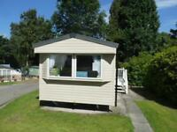 Willerby Mistral 11.5mth season £1995 site fee North Wales Woodland Park
