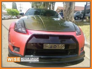 2005 Nissan 350Z Z33 MY05 Track Supercharged 4 Speed Sports Automatic Coupe Granville Parramatta Area Preview
