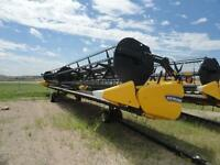 CHOICE OF FIVE 2012-14 NEW HOLLAND 40' & 45' 880CF FLEX DRAPERS