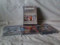 Top Gear boxed set of 3 programmes