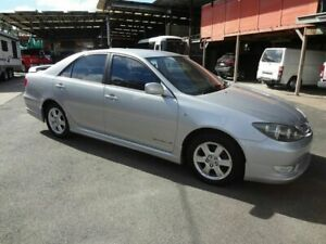 2004 Toyota Camry MCV36R Sportivo Silver 4 Speed Automatic Sedan Coopers Plains Brisbane South West Preview