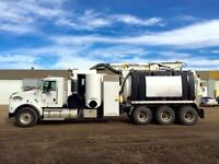 Mud Dog 1600 Hydrovac Truck