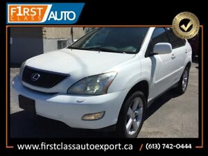 2007 Lexus RX 350 - Fully Loaded! ALL WHEEL DRIVE! FAMILY SUV
