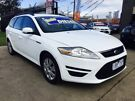 2011 Ford Mondeo MC LX Tdci 6 Speed Direct Shift Wagon