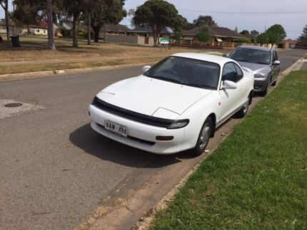 Quick sell my Toyota Celica Findon Charles Sturt Area Preview