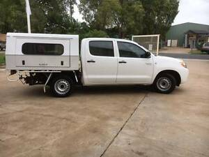 2008 Toyota Hilux Ute Slade Point Mackay City Preview