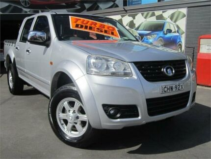 2013 great wall x200 k2 my13 silver 6 speed manual wagon cars 2012 great wall v200 k2 4x2 silver 6 speed manual dual cab utility