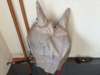 Cashel Crusader Fly Mask with Ears and Comfort Ears