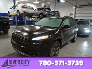 2016 Jeep Cherokee AWD 75TH ANNIVERSARY Navigation (GPS),  Heate