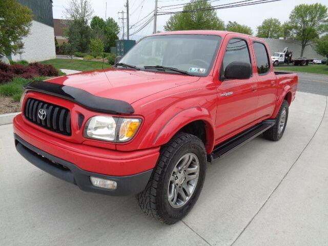 Imagen 1 de Toyota Tacoma  red