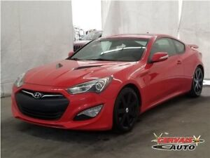 Hyundai Genesis Coupe GT 3.8 V6 Navigation Cuir Toit Ouvrant MAG