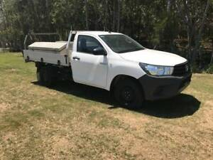 TOYOYA HILUX UTE WORKMATE IDEAL TRADIE Currumbin Waters Gold Coast South Preview