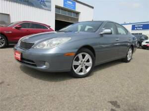 2005 Lexus ES 330-LEATHER,S ROOF,ALLOYS,CERTIFIED,WARRANT,$6150