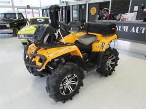 2008 CAN AM OUTLANDER FRESH BIG BORE GT 940