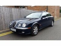 Jaguar S-Type 3.0 V6 SE 4dr LHD LEFT HAND DRIVE SPANISH REG
