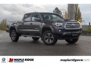 2016 Toyota Tacoma SR5 LOW KM, GREAT CONDITION, BC CAR!
