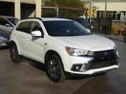 2018 Mitsubishi ASX XC MY18 LS (2WD) White Continuous Variable Wagon Brendale Pine Rivers Area Preview