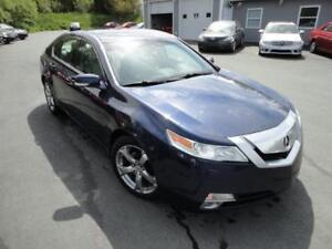 2009 Acura TL 3.7L 300hp V6 auto AWD only 109K  - nlcarshop.com