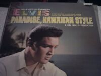 Vinyl LP Paradise Hawallan Style – Elvis Presley RCA International INTS 5037