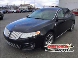 Lincoln MKS AWD Cuir Toit Panoramique MAGS 2011