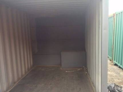 Modified 10ft Shipping Container Darra Brisbane South West Preview