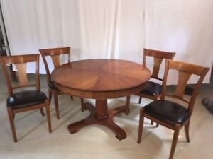 Authentic French Grange Dining Room Set