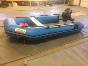 Zebec-Seabon 320S  Inflatable Boat with Yamaha 15HP Motor