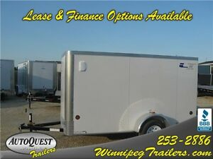 2017 Southland Royal Cargo LT 5 x 10 Enclosed Trailer