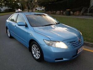 2006 Toyota Camry ACV36R Upgrade Altise Blue Metallic 4 Speed Automatic Sedan Chermside Brisbane North East Preview
